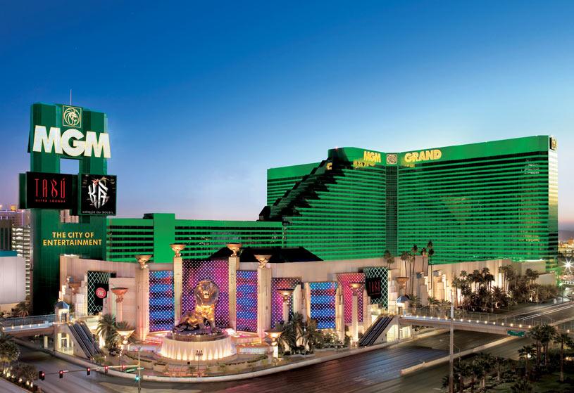 Mgm Grand Hotel And Casino Las Vegas Nv Five Star Alliance