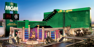 The MGM Grand Las Vegas