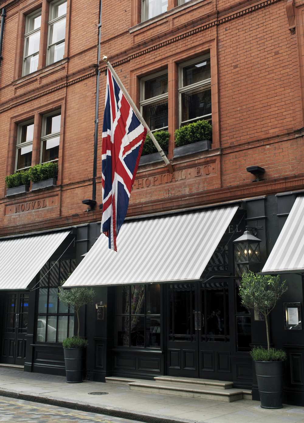 Covent Garden Hotel, London, United Kingdom
