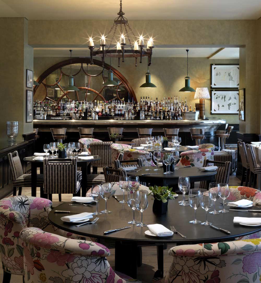 Bar at Covent Garden HotelLondonUnited Kingdom