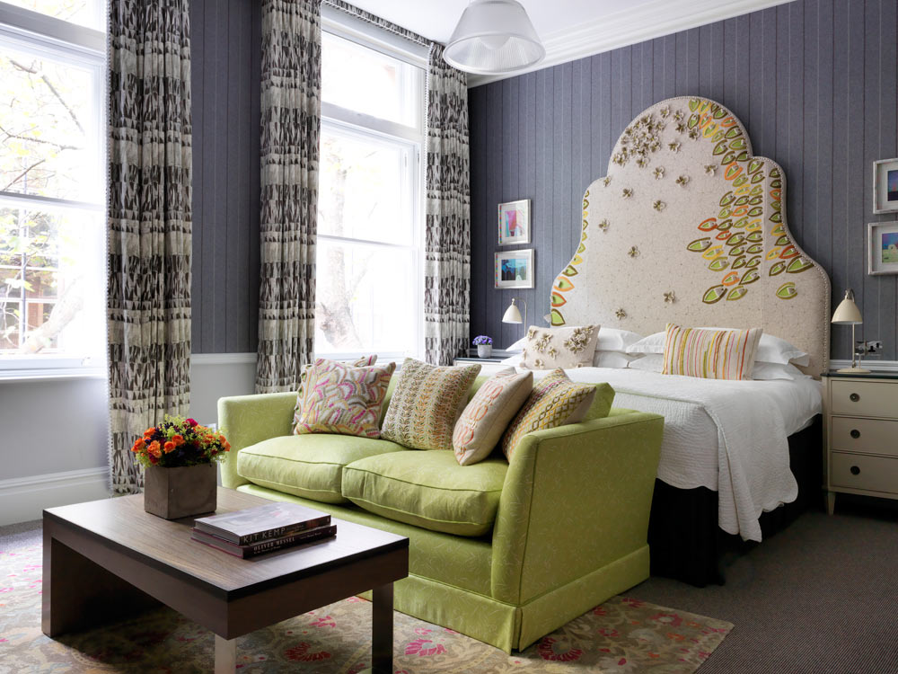 Guestroom at Covent Garden HotelLondonUnited Kingdom