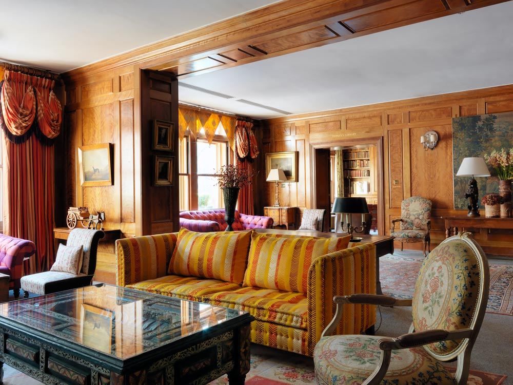 Drawing Room at Covent Garden HotelLondonUnited Kingdom