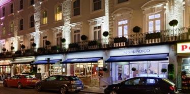 Indigo Hotel London Paddington London