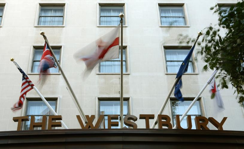 The Westbury London Exterior