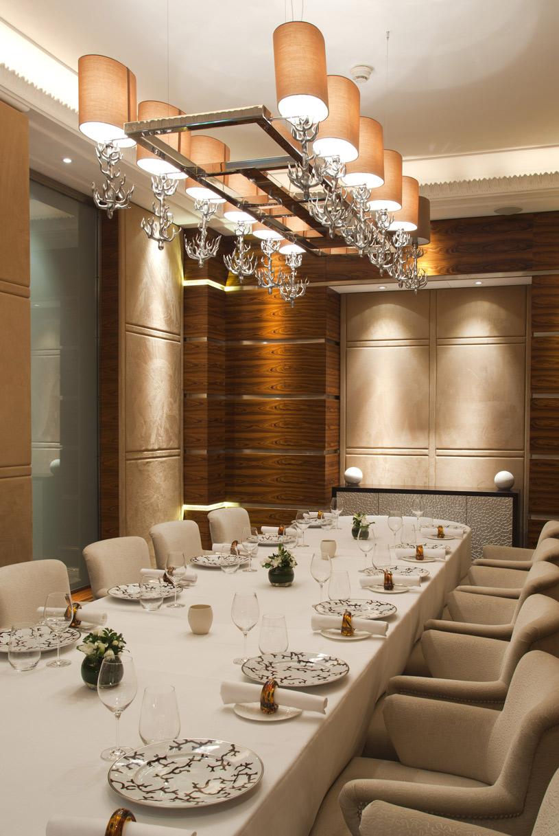 The Westbury London Alyn Williams at The Westbury Restaurant