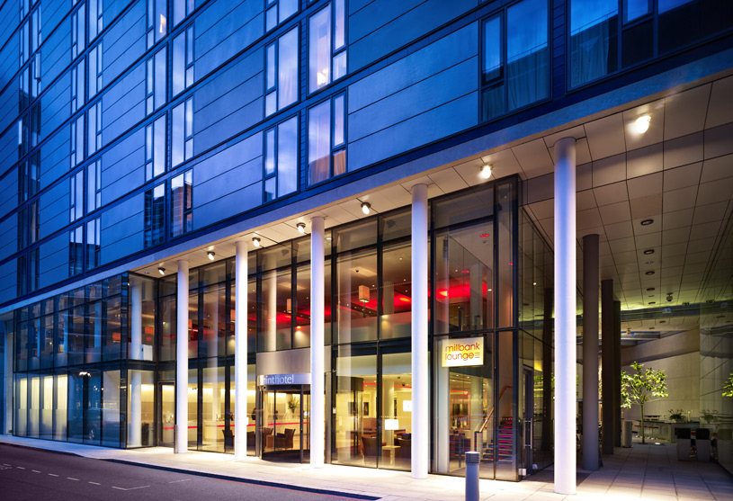 The DoubleTree by Hilton Hotel London Westminster