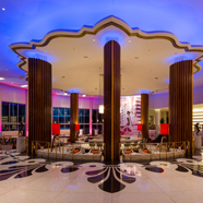 Lobby at Eden Roc Miami Beach