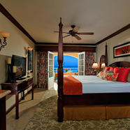 Guest Room at Sandals CarlyleMontego BayJamaica