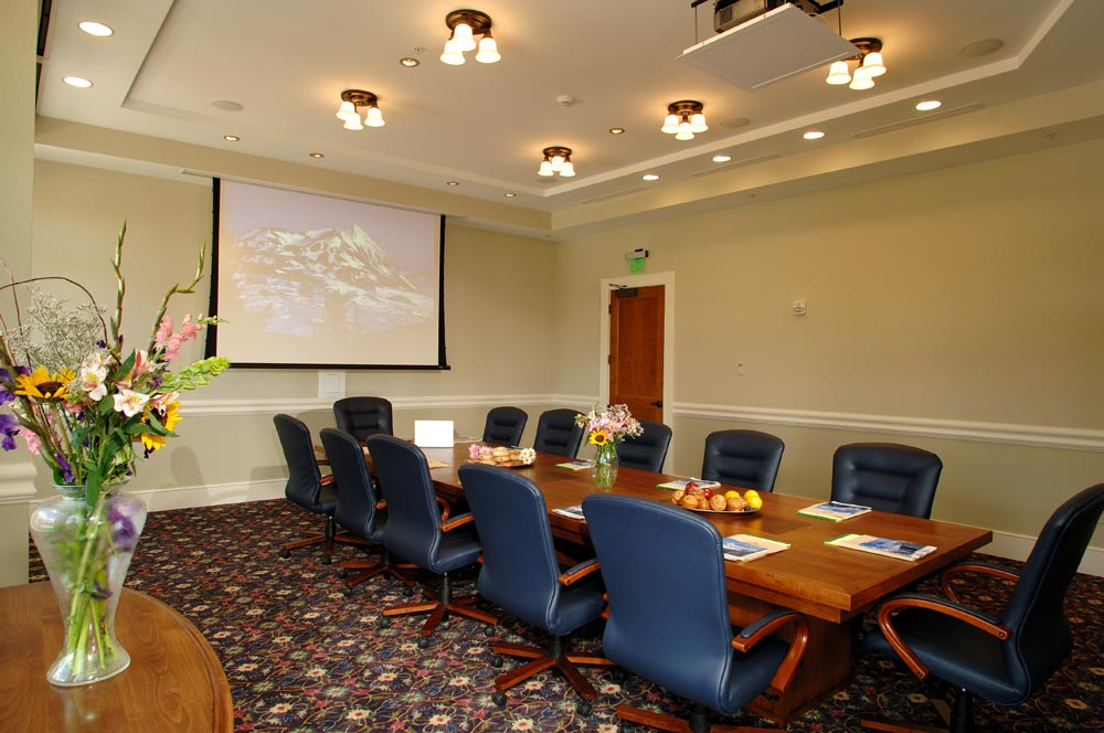 Meeting Room at The Lodge At Mountaineer Square