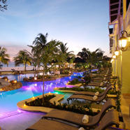 Outdoor Pool at Sandals Negril Beach Resort and SpaNegrilJamaica