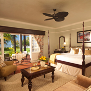 Guest Room at Sandals Negril Beach Resort and SpaNegrilJamaica