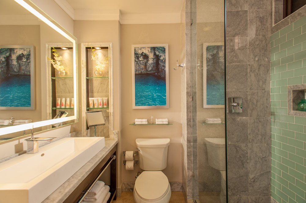 Suite Bath at Sandals Negril Beach Resort and SpaNegrilJamaica