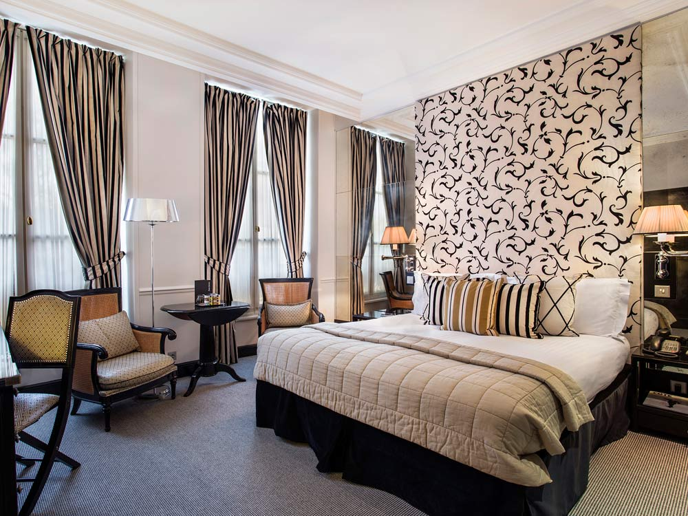 Coco Deluxe Rooom at Castille Paris
