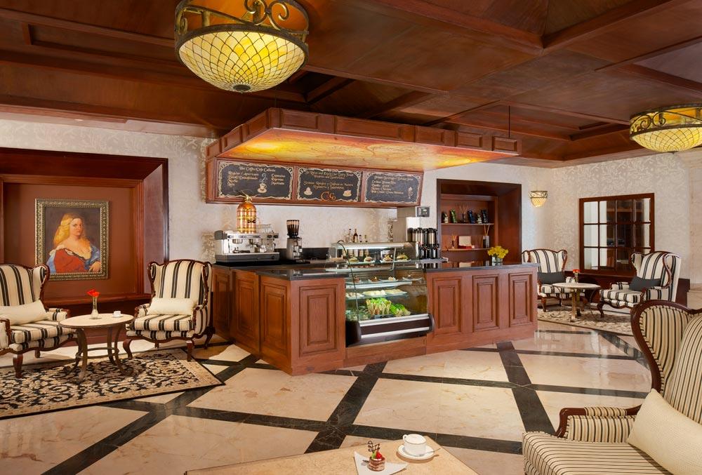Coco Cafe at Secrets Capri Riviera Cancun in Playa Del CarmenMexico