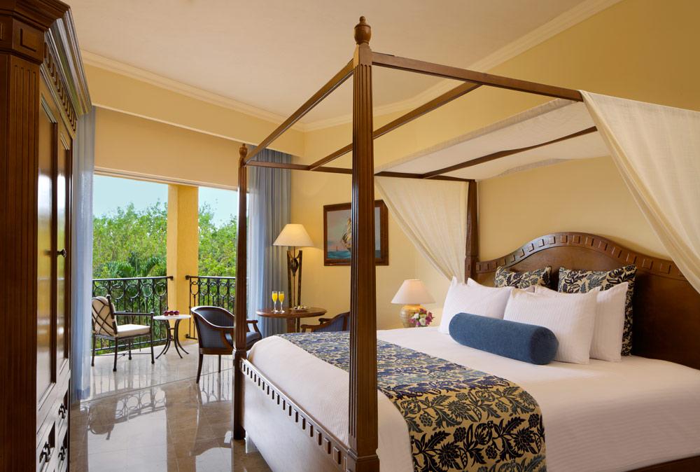 Preferred Club Deluxe Tropical View King at Secrets Capri Riviera Cancun in Playa Del CarmenMexico