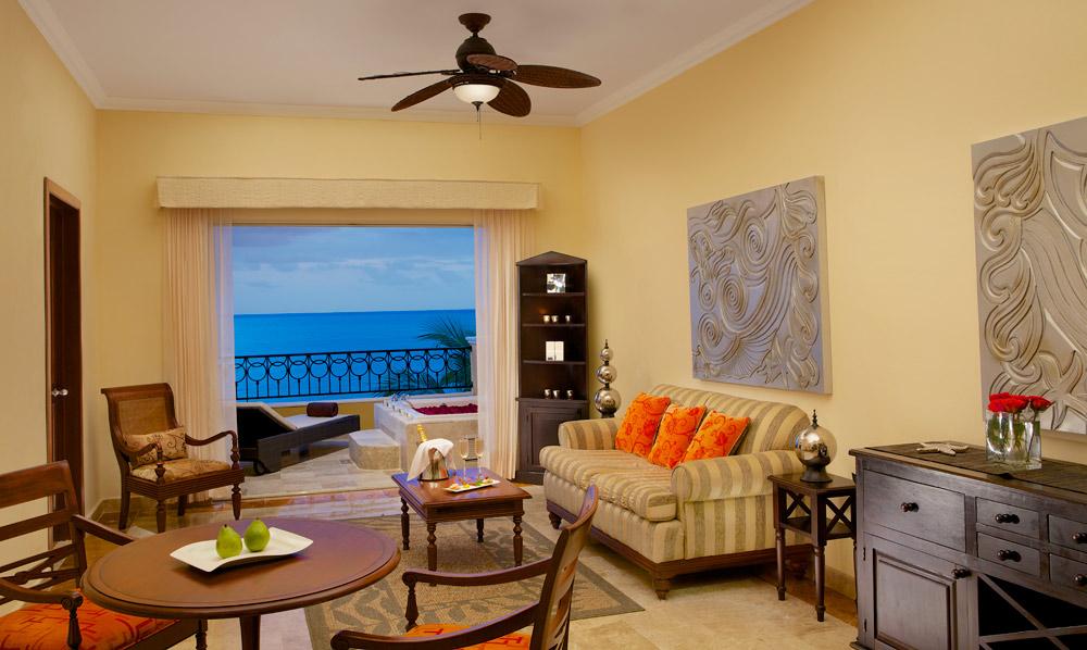 Presidential Suite at Secrets Capri Riviera Cancun in Playa Del CarmenMexico