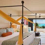 Junior Suite Oceanfront King Room at Secrets Maroma Beach Riviera Cancun in Playa Del CarmenQRMexico