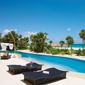 PresidentialSuite Swim-out Pool at Secrets Maroma Beach Riviera Cancun in Playa Del CarmenQRMexicol