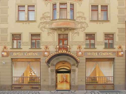 Kandk Hotel Central