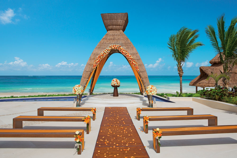 Wedding Venue at Dreams Riviera Cancun Resort and Spa