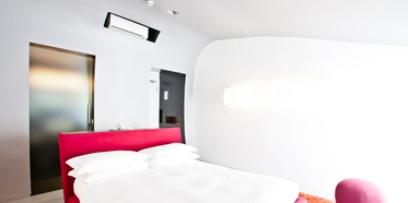 Executive Guest Room at Ripa HotelRomeItaly