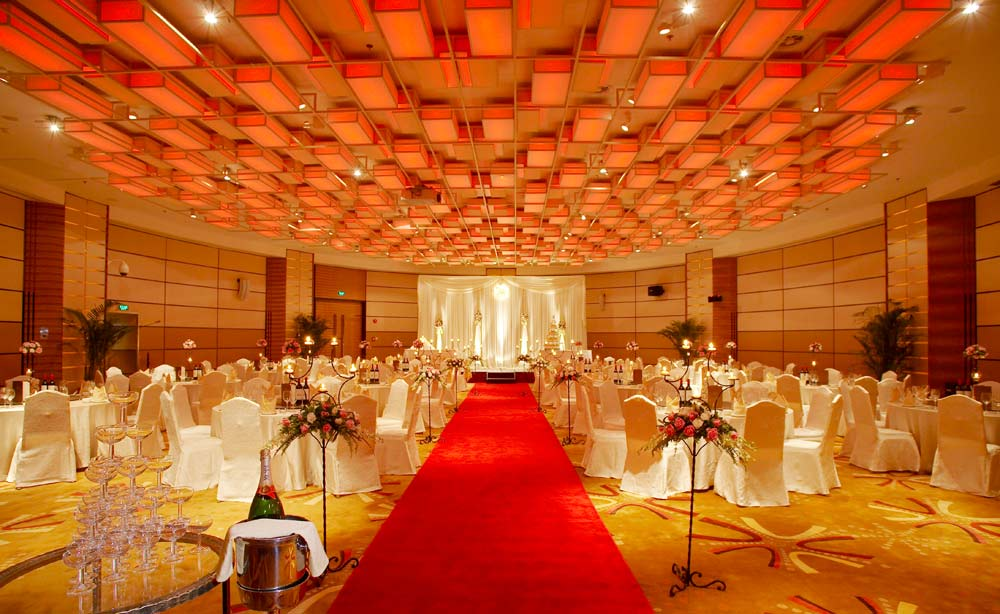 Wedding at The Millennium Hongqia Shanghai Hotel