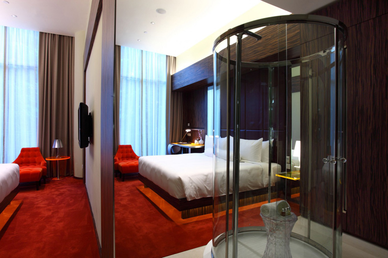 The Executive Room at Klapsons the Boutique Hotel