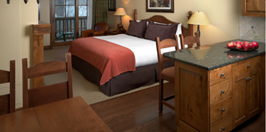 Sundance Junior Suite at Teton Mountain Lodge and SpaTeton VillageWYUnited States