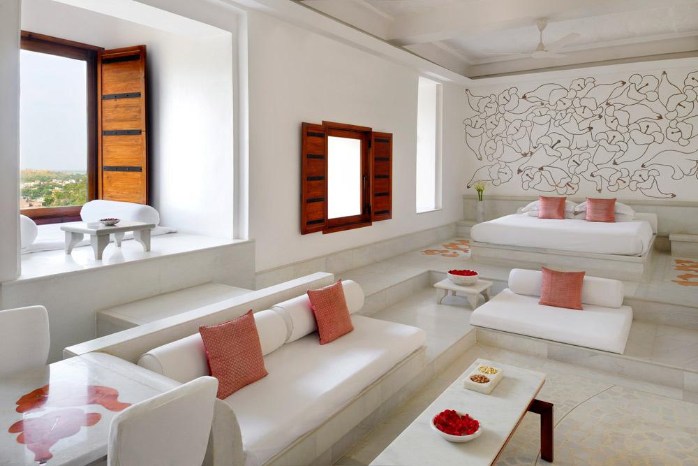 Guestroom at Devi Garh