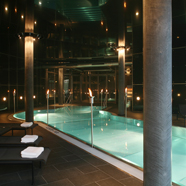 Pool at The Omnia Hotel