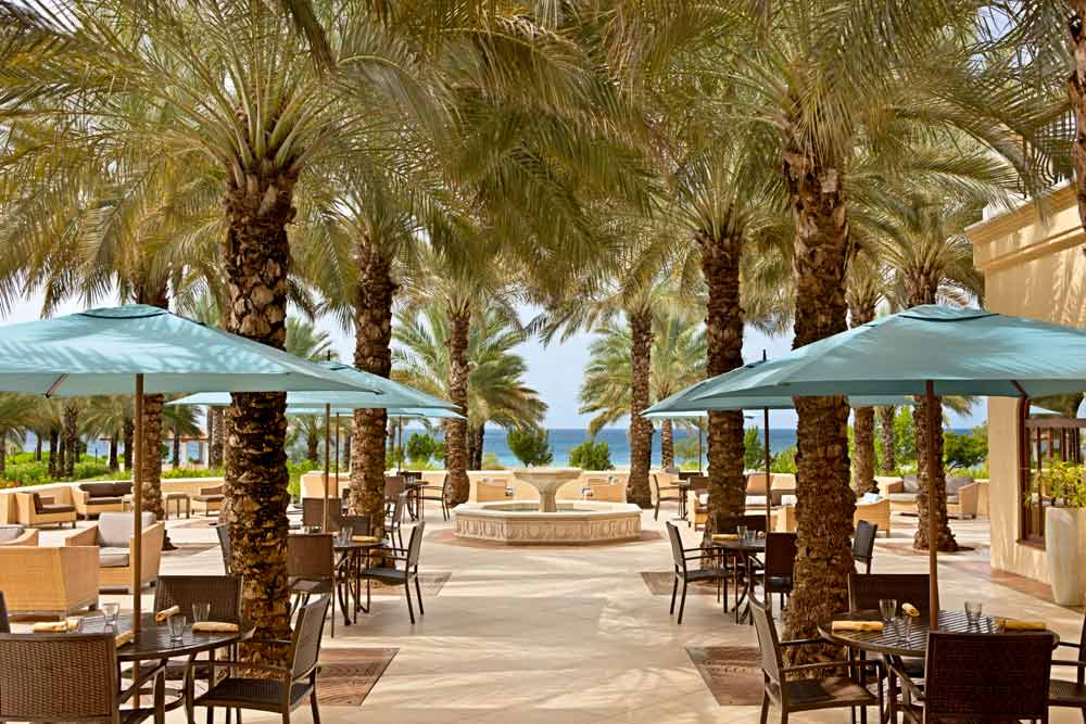 Medi Restaurant at Santa Barbara Beach Golf Resort