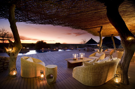 Tswalu Kalahari Lodge