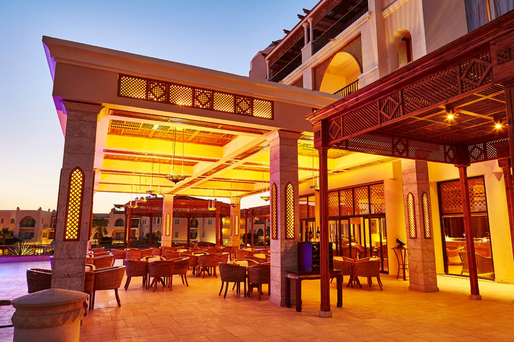 Sultan Bar at Kempinski Hotel Soma BayHurghadaRed SeaEgypt