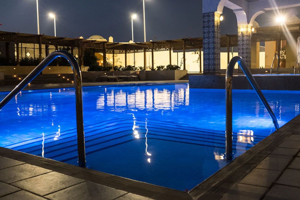 Pool at Kempinski Hotel Soma BayHurghadaRed SeaEgypt