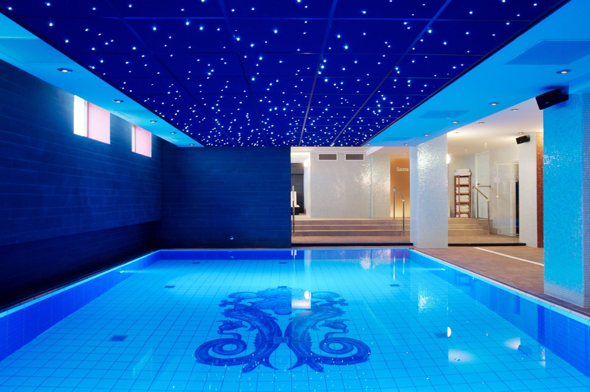 Grand Hotel Amrath Amsterdam Wellness Spa Pool