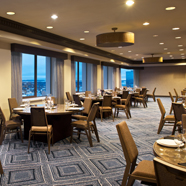 Dining at Sheraton Anchorage Hotel and Spa AnchorageAK