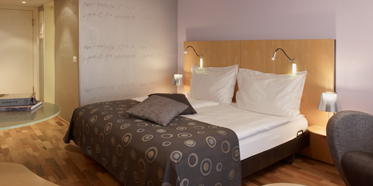 Comfort Guestroom at Hotel Allegro Bern, Switzerland