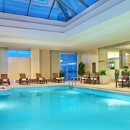 Indoor Pool at The Westin Boston WaterfrontMA