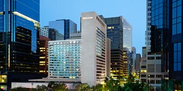 Westin Calgary, Canada