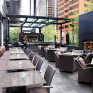 Terrace Dining at Westin CalgaryCanada