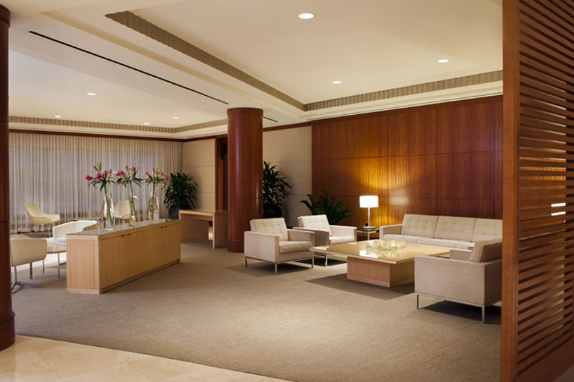 InterContinental Suites Cleveland Lobby