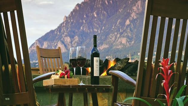 Cheyenne Mountain Resort View