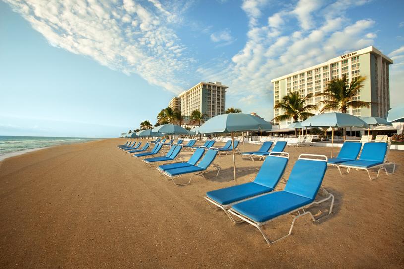 The Westin Beach Resort & Spa Fort Lauderdale Beach View