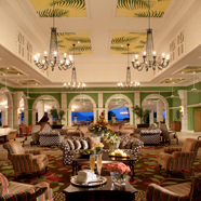 Reception and Lounge at Sandals Grande St. Lucian Gros Islet, Saint Lucia