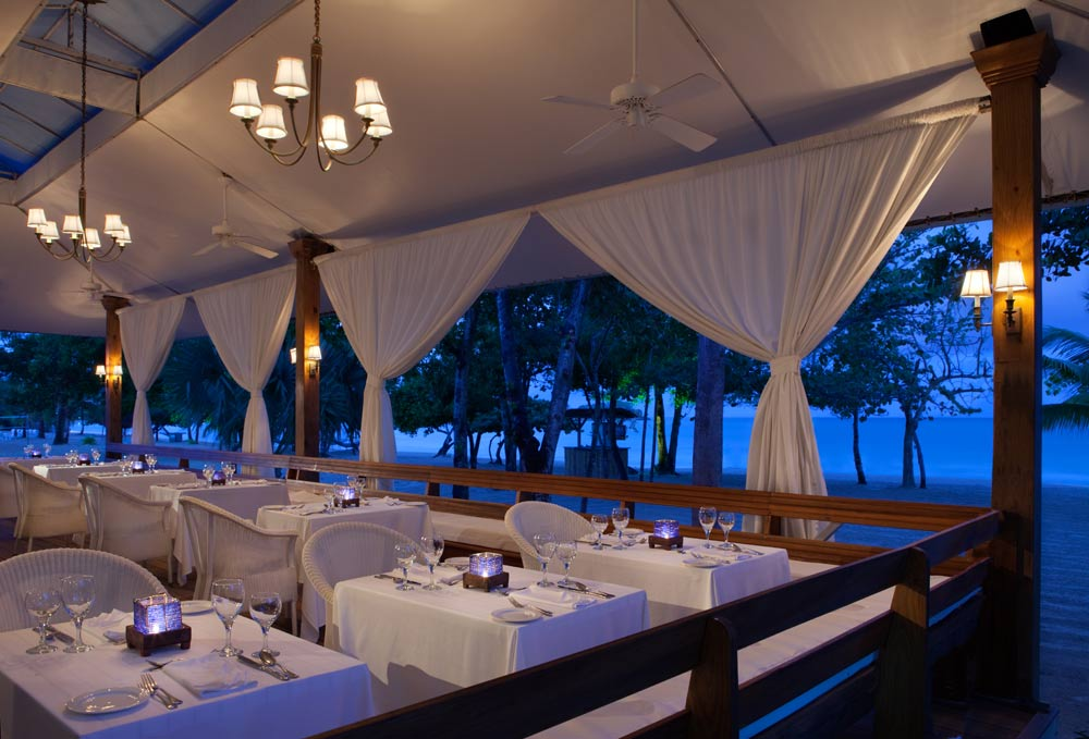 Heliconia Dining at Couples Negril