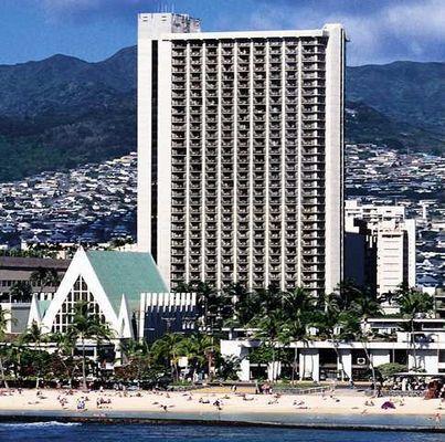 Hilton Waikiki Prince Kuhio Hotel