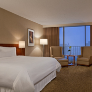 Guest Room at Westin Galleria HoustonTX