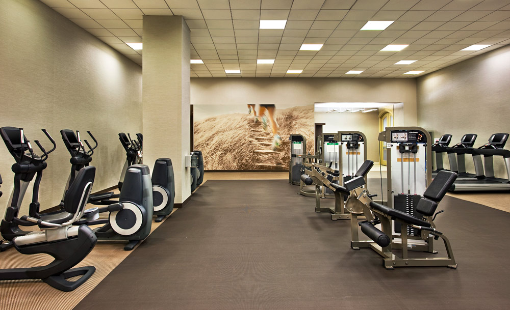 Fitness Center at Westin Galleria HoustonTX