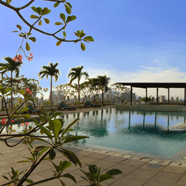 Outdoor Pool at Alila Jakarta Hotel, Indonesia