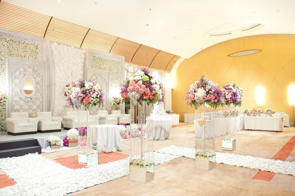 Wedding Venue at Alila Jakarta HotelIndonesia